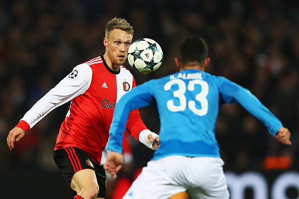 Feyenoord striker Jorgensen keen on Newcastle move