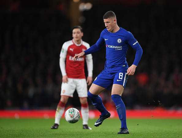 Ross Barkley's Chelsea Debut Really Didn't Go To Plan