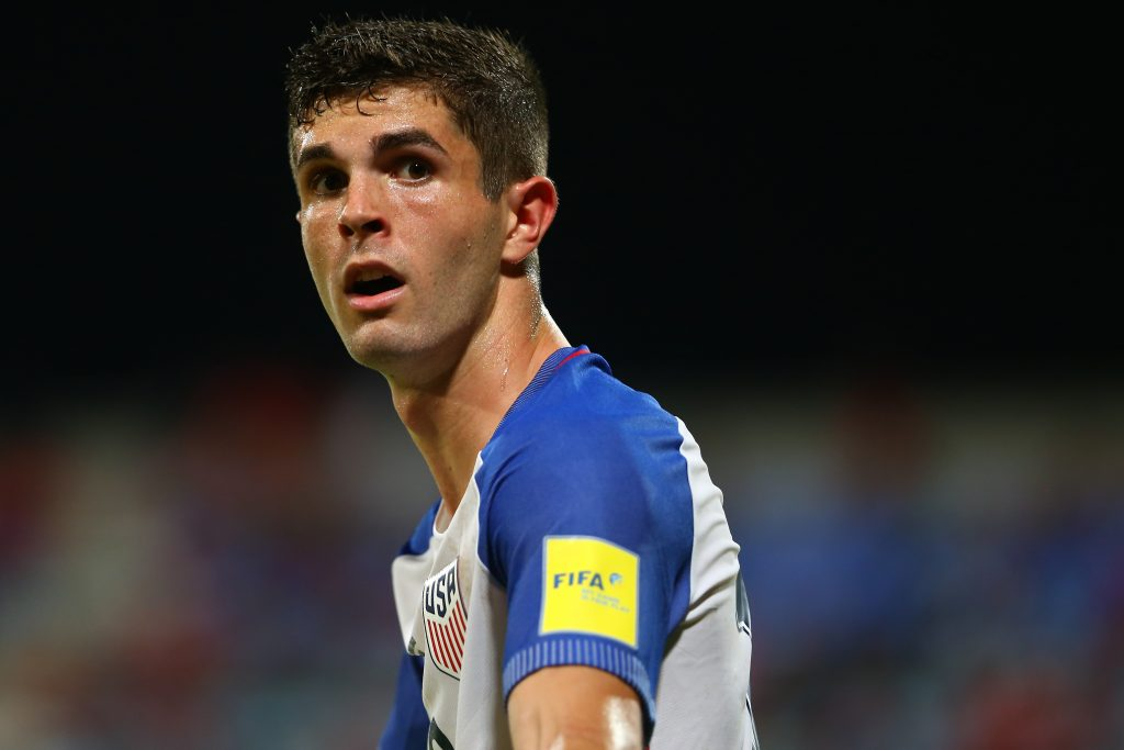 Brian McBride encourages Christian Pulisic to reject Manchester United in the summer