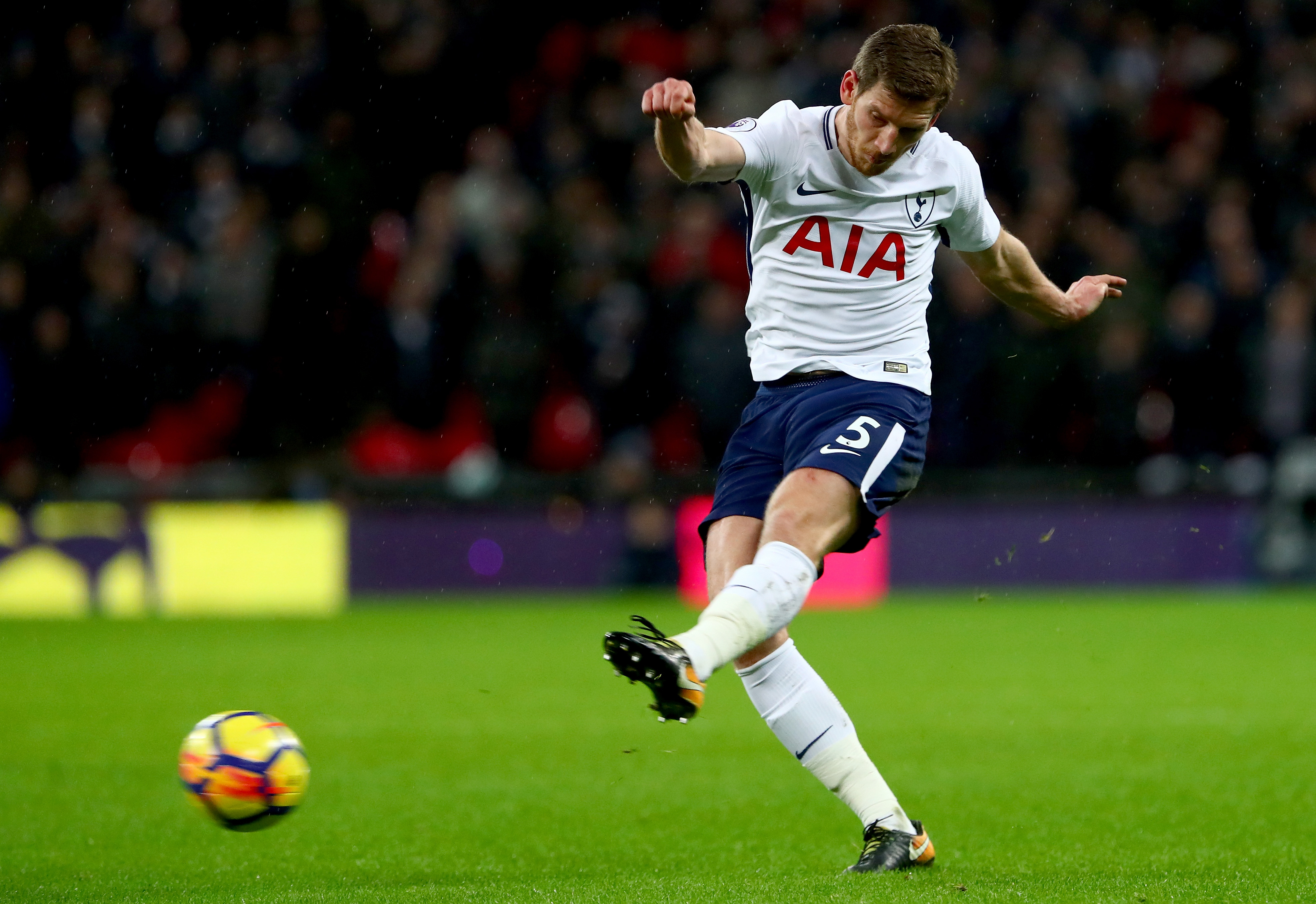 We should have scored more, says Spurs match-winner Kane