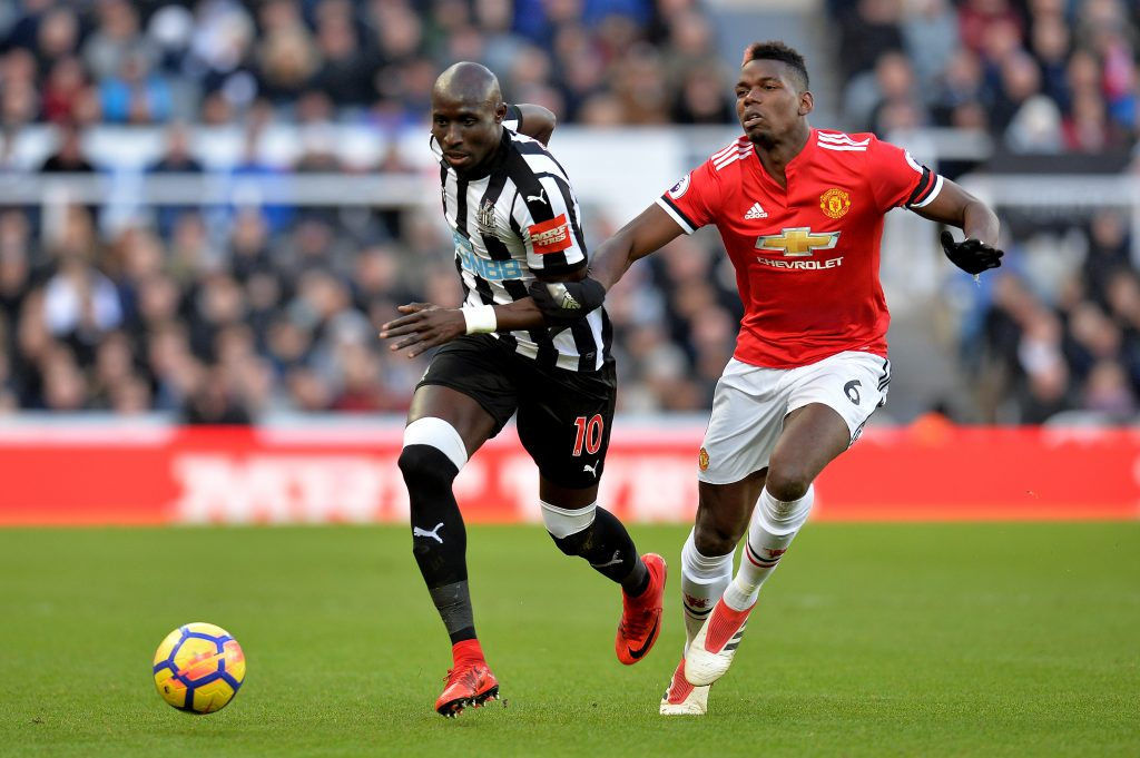 Paul Pogba misses out on FA Cup clash