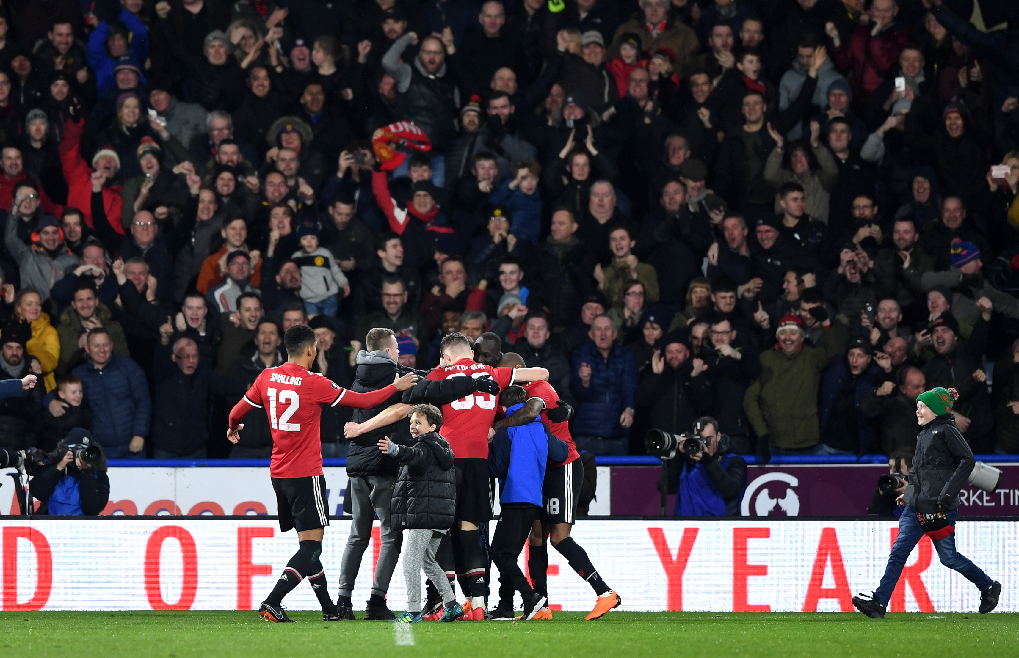 VAR issue official apology after Manchester United shambles