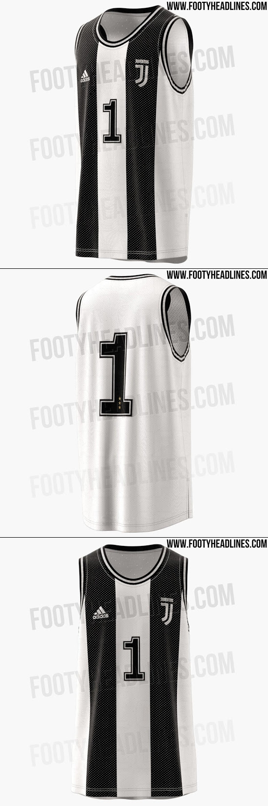 save off b9c2e 21029 Juventus to release basketball jersey, despite not having a ...