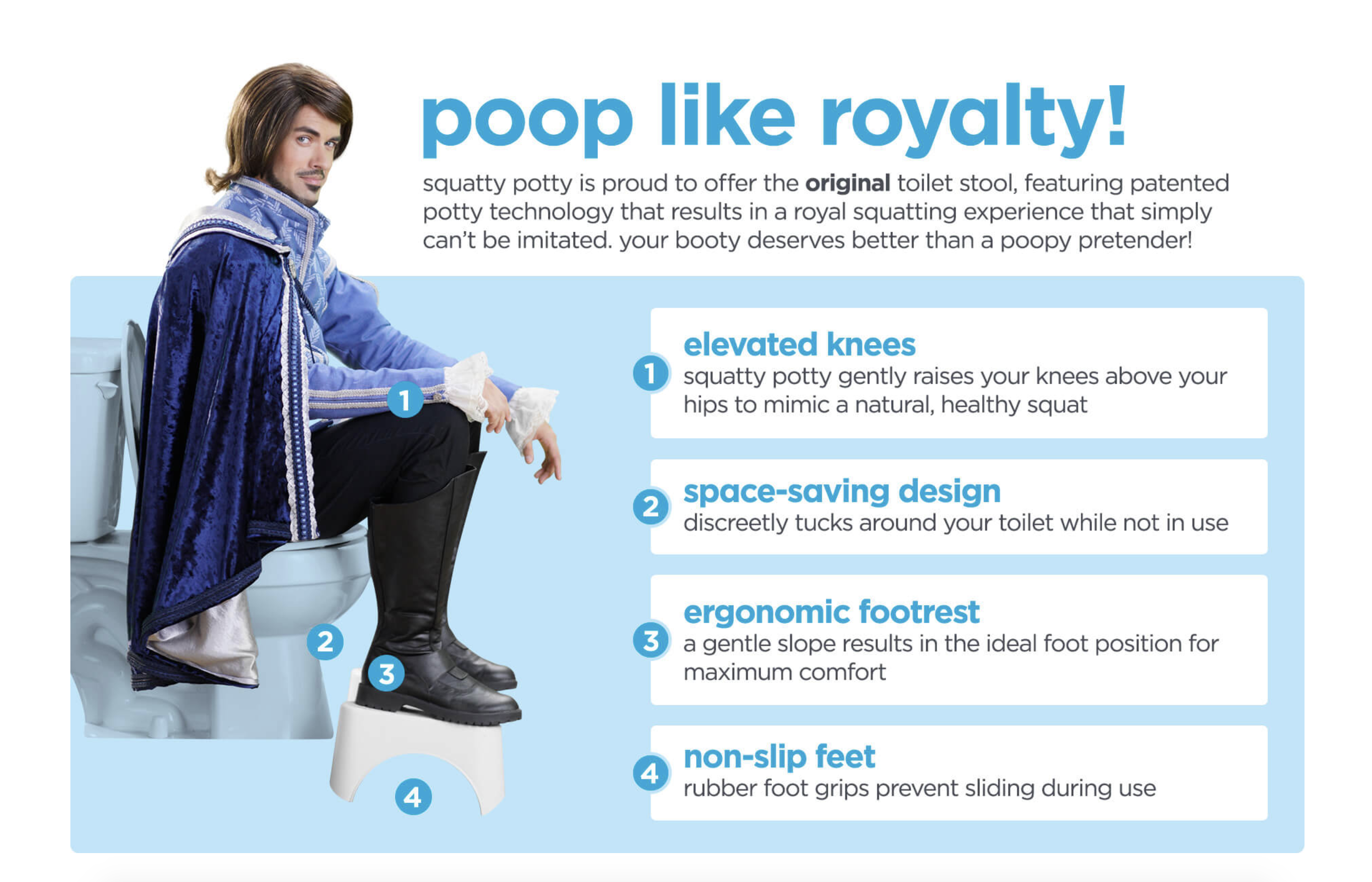 Outstanding We Need To Have A Quick Chat About The Squatty Potty If Evergreenethics Interior Chair Design Evergreenethicsorg