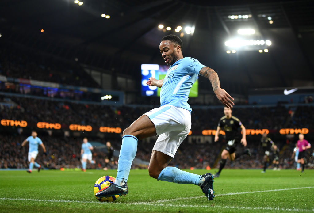 Real Madrid 'monitoring Manchester City winger Raheem Sterling'