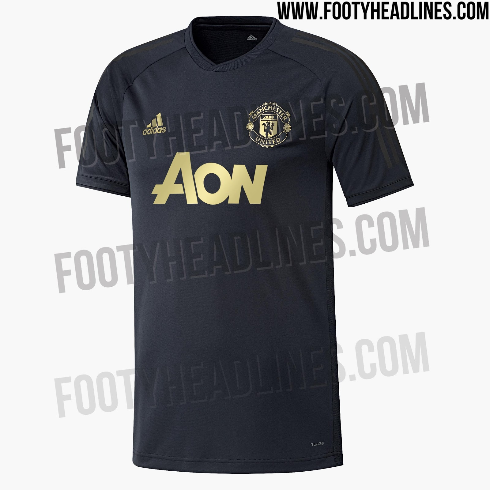 f80d7a7a2 ... 2018 19 Champions League training kit. With the same colour scheme  being used
