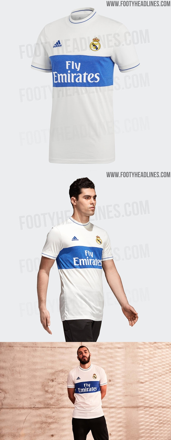 a630b9b88 Real Madrid s new retro jersey is a thing of beauty