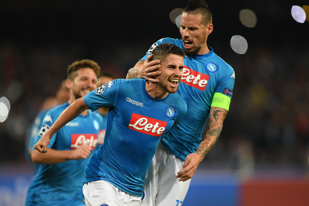 Liverpool make approach for Napoli star Jorginho