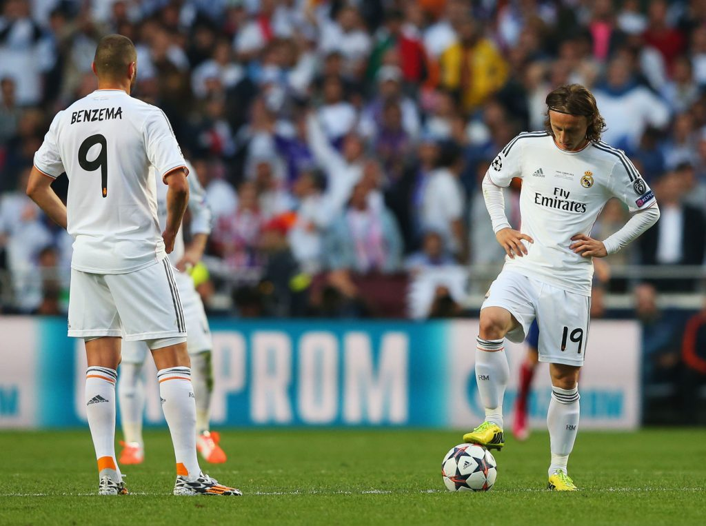 Real Madrid midfielder Luka Modric facing up to five years in prison