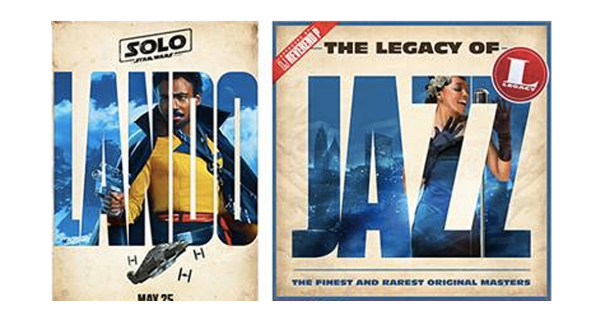 Did Disney Rip Off These 'Solo: A Star Wars Story' Posters?