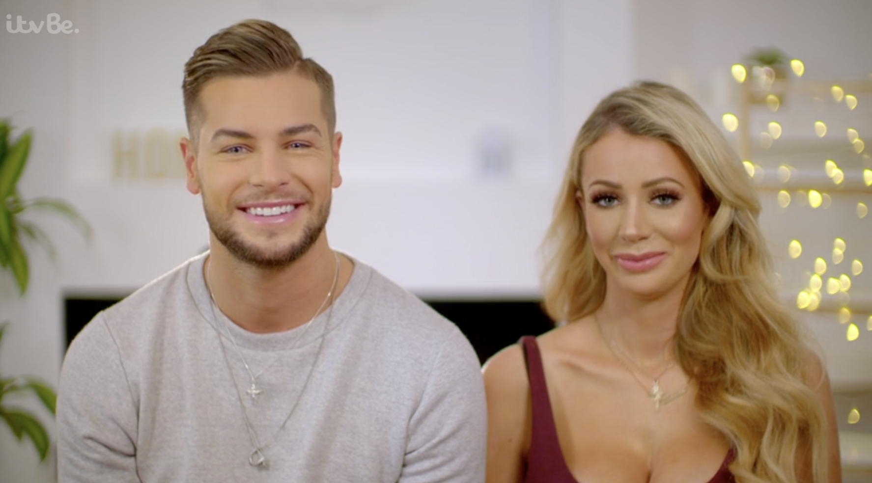 Love Island's Chris and Olivia divide viewers with explosive row