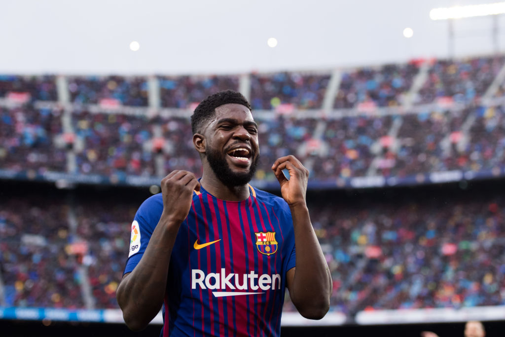 Man Utd ready to trigger Barcelona defender Umtiti release clause