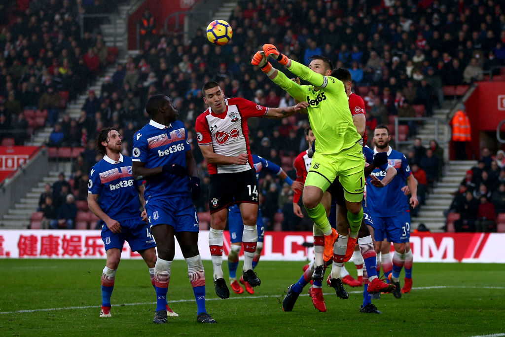 Liverpool close in on £40m Jack Butland signing