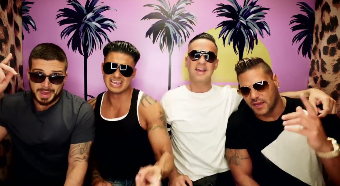 'Jersey Shore Family Reunion' Trailer Promises Same GTL-Loving, Fist Pumping Crew