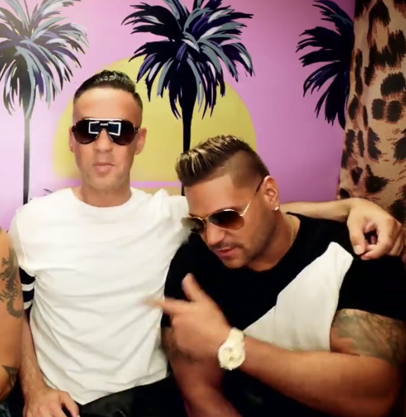 Jersey Shore Family Vacation trailer a reminder not much has changed