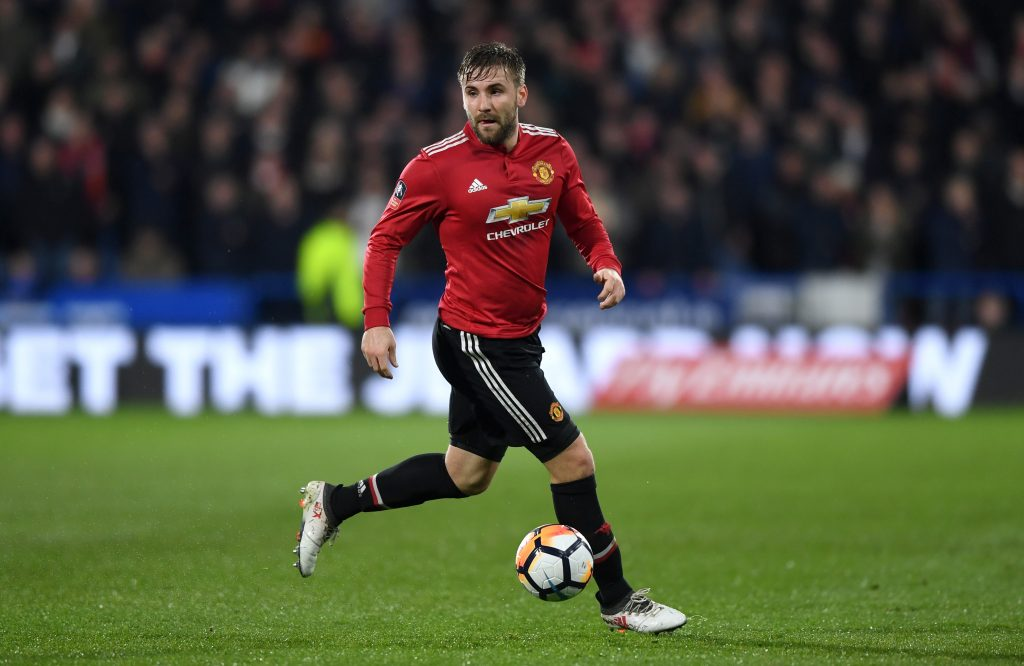 Is Luke Shaw an option for Everton?