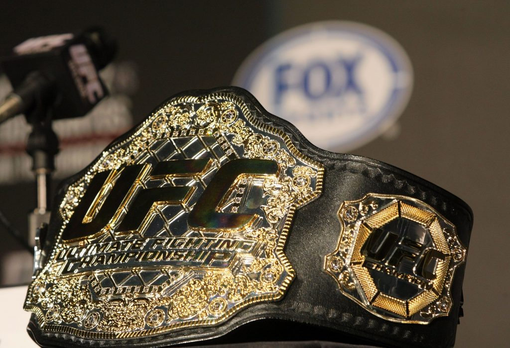 UFC close to finalizing an interim welterweight title fight