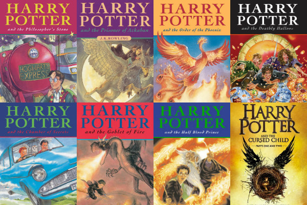 If You Own These Harry Potter Books You Could Be Sitting On 60000