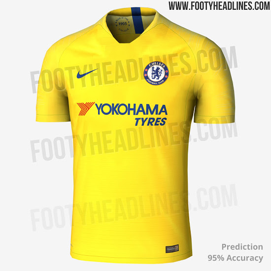 the best attitude a7371 26c39 Chelsea's new away kit has been leaked and it's a return to ...