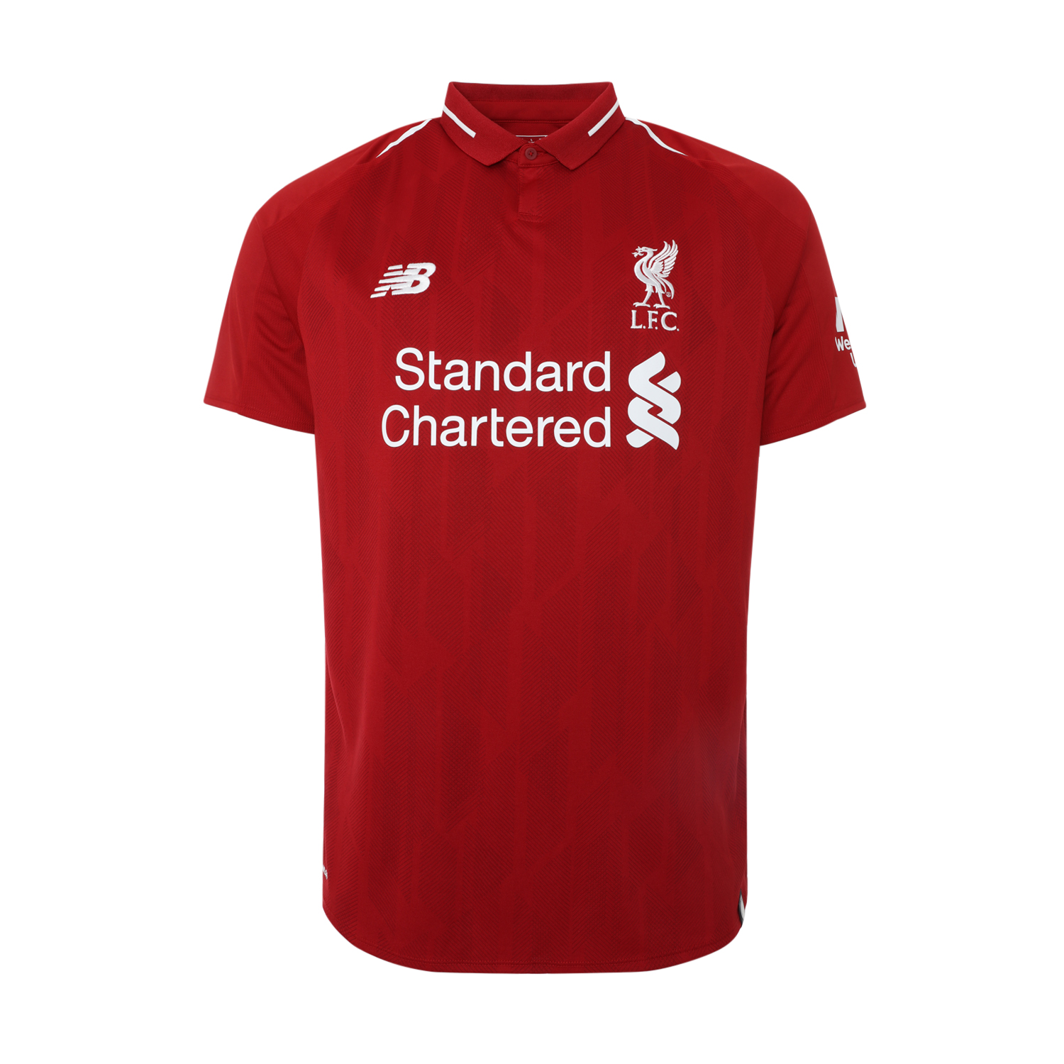 83a04908a Liverpool have launched their new home kit for next season and it s ...
