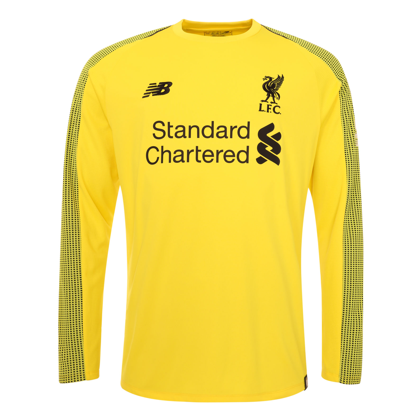 dee9c9948 Liverpool have launched their new home kit for next season and it s ...