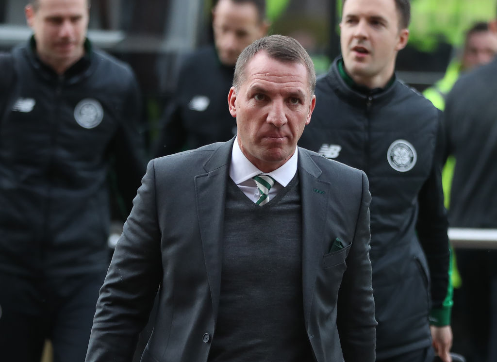Celtic won't stand in Brendan Rodgers' way of Arsenal move - Dermot Desmond