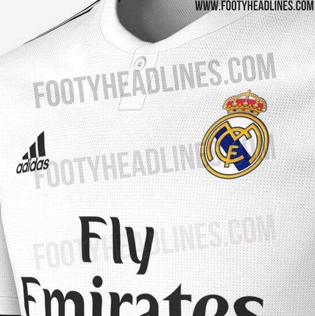 Images of next season s Real Madrid kit have been leaked and it s a ... 11d61c54f3edb