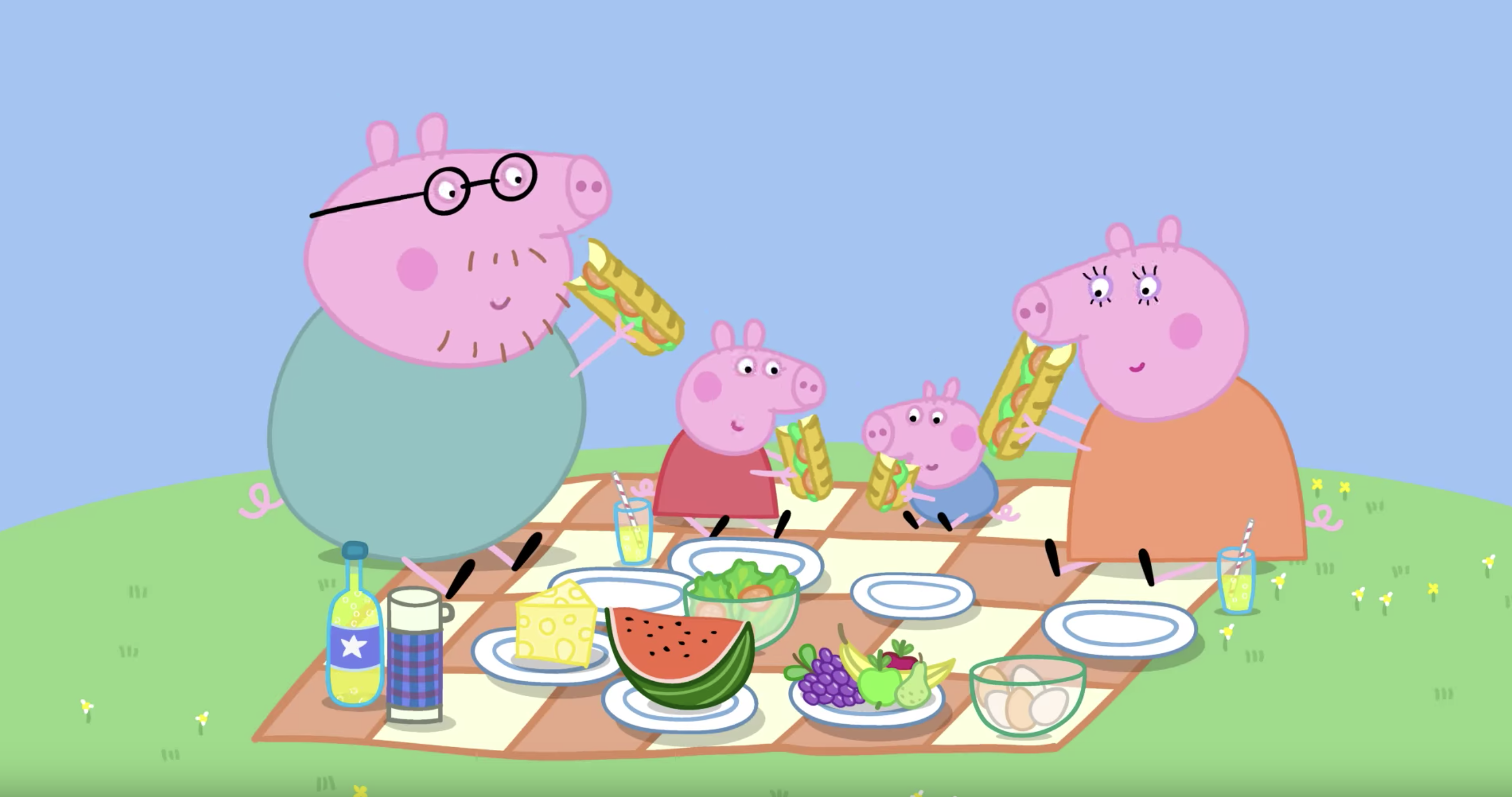 Is Peppa Pig too gangster? We've conducted a thorough