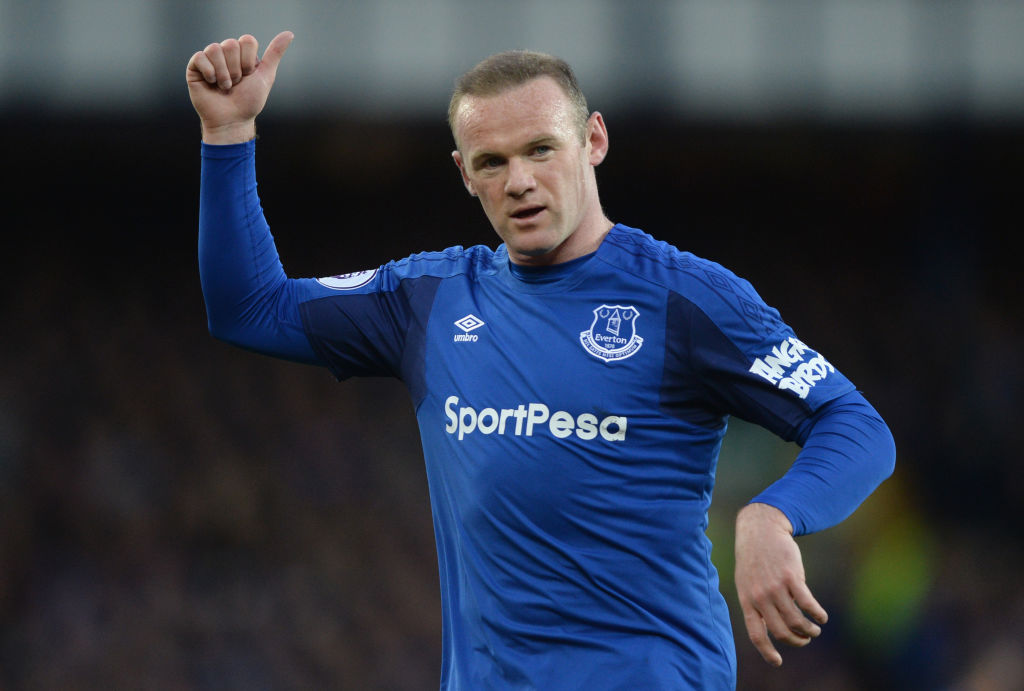 Rooney in serious DC United talks