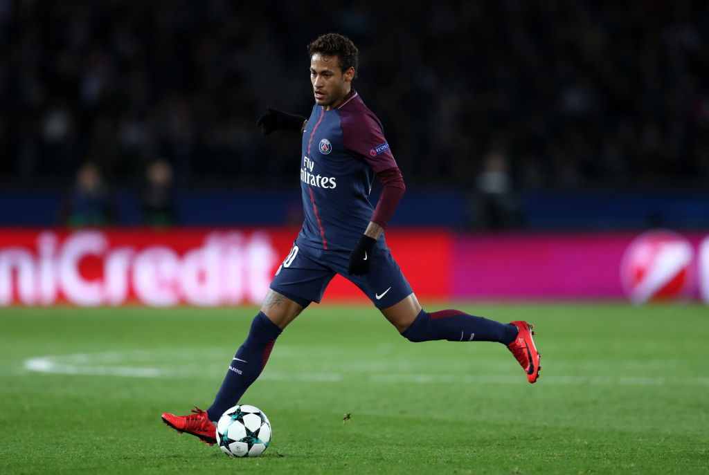 Soccer: Neymar aims to regain fitness by World Cup but PSG future unclear