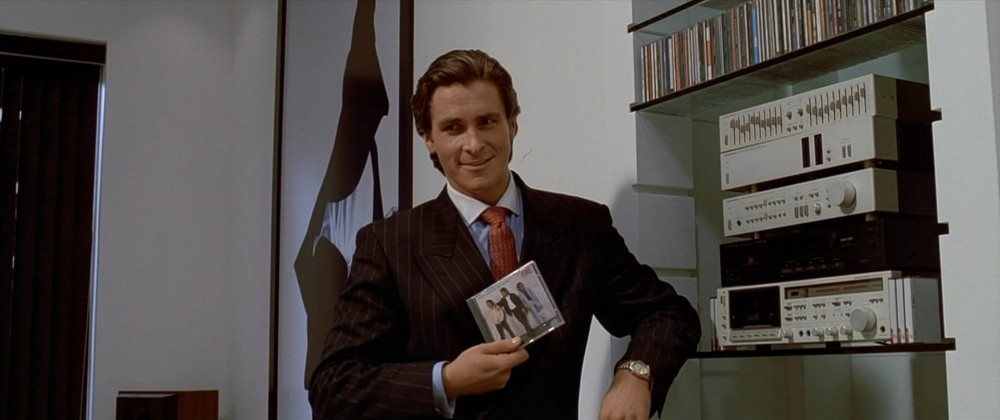 American Psycho, also a classic film (Lions Gate Films)