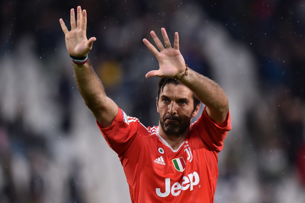 Gianluigi Buffon to leave Juventus after 17 years at the club