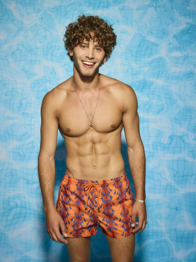 Eyal Booker, 22, is from London and is a new contestant on Love Island 2018