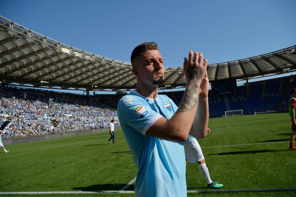Milinkovic-Savic has already been linked with United