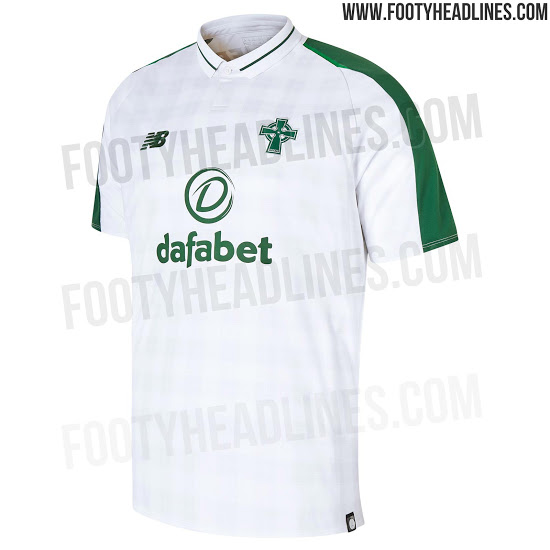 f1fff761e Images of Celtic s new away kit have been leaked and the badge is ...