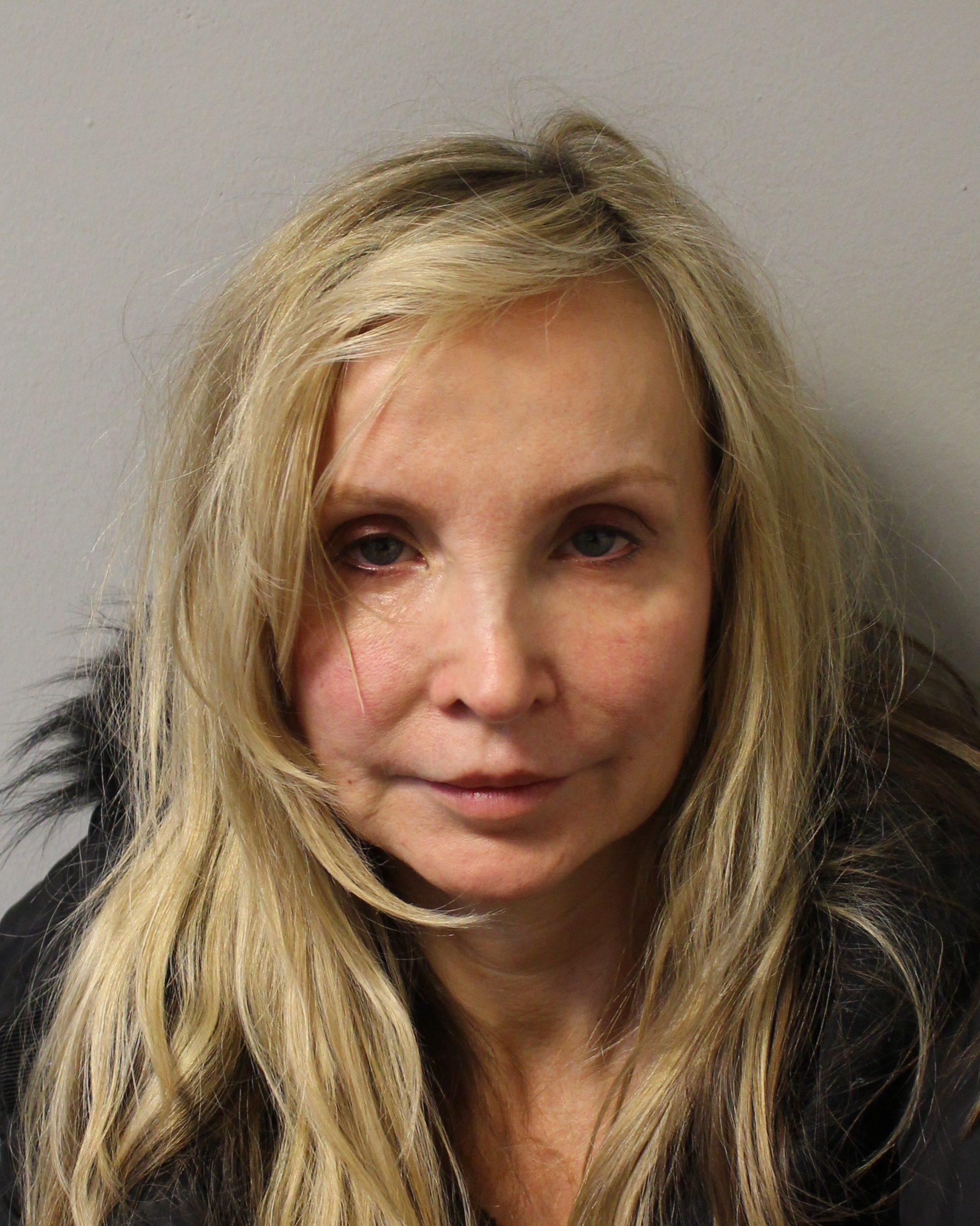 A mugshot of Jane Clapton released by the Metropolitan Police