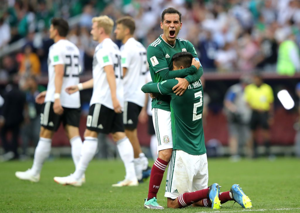 Germany's embarrassing defeat to Mexico shows anyone can win it