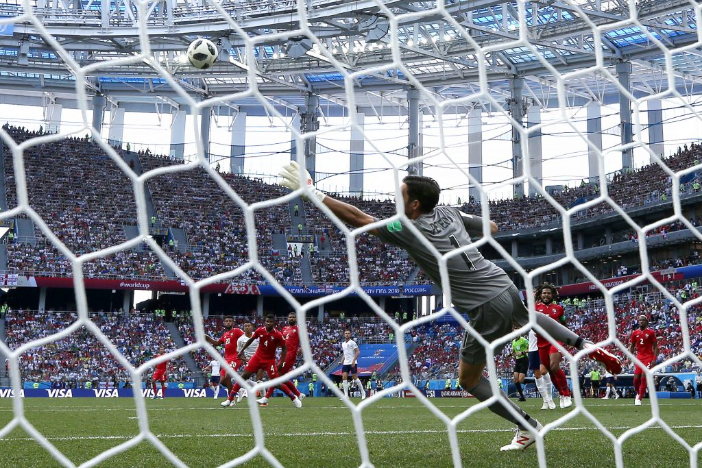England secures spot in World Cup round of 16 with win over Panama