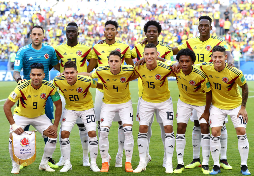 Colombia Vs. England Live Stream