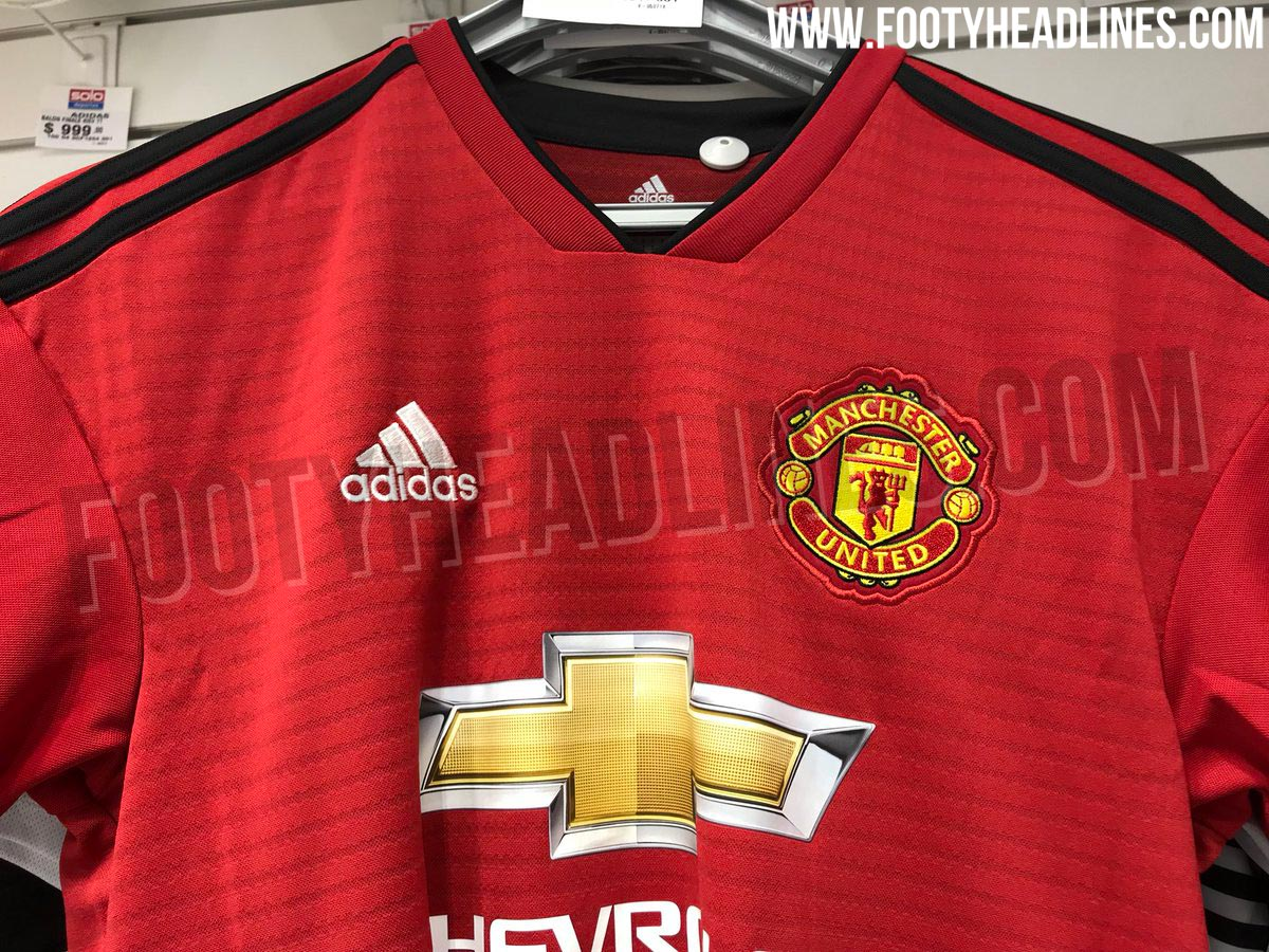 buy online f2225 b2531 Manchester United's 2018/19 kit has been leaked | JOE is the ...