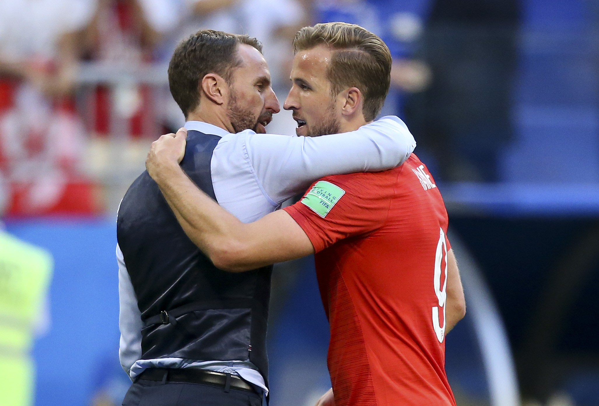Gareth Southgate's England revolution at World Cup 2018