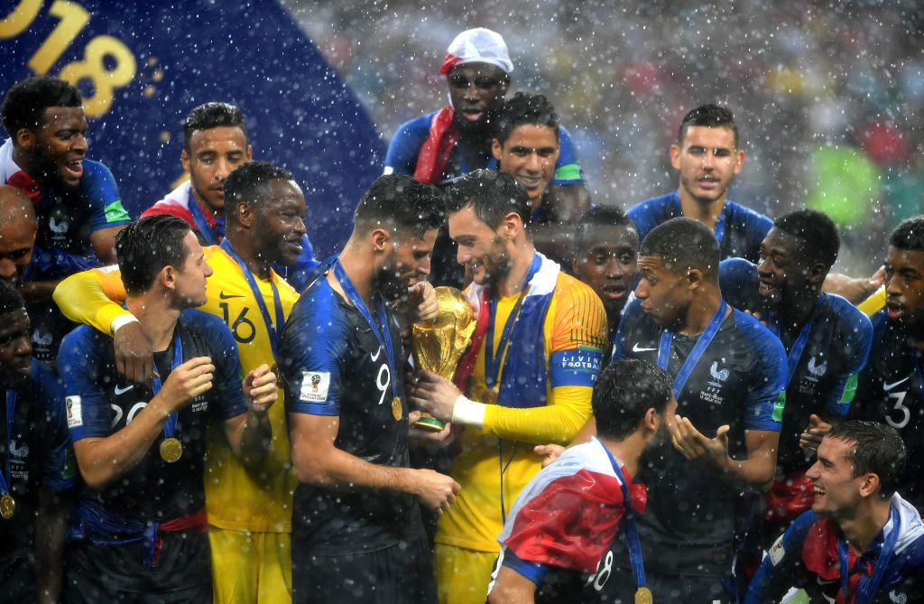 Mbappe salutes Pele after World Cup final goal