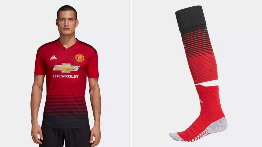 New Manchester United kit to cost supporters £192