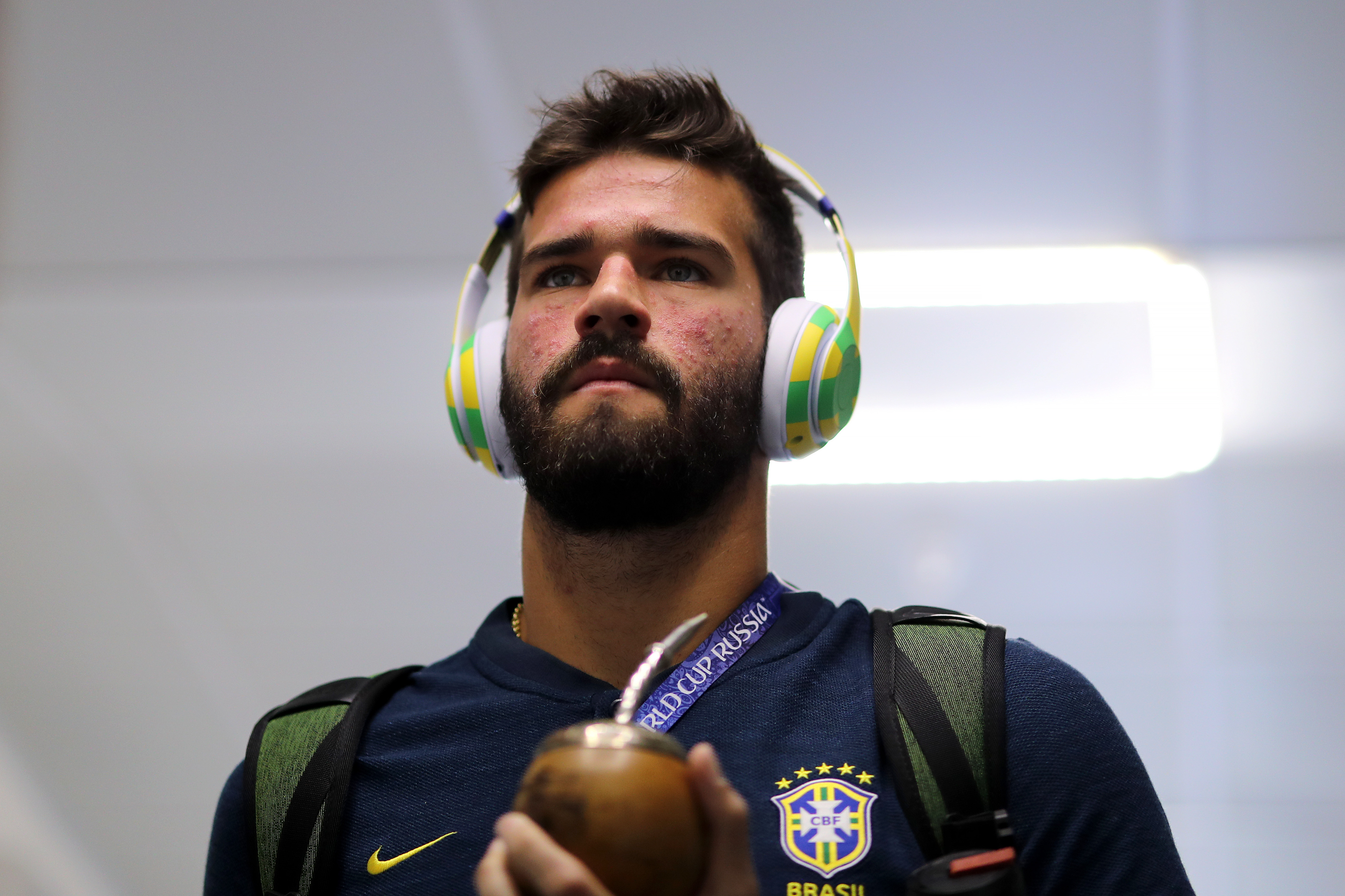 I'll always carry Roma in my heart, says Liverpool signing Alisson