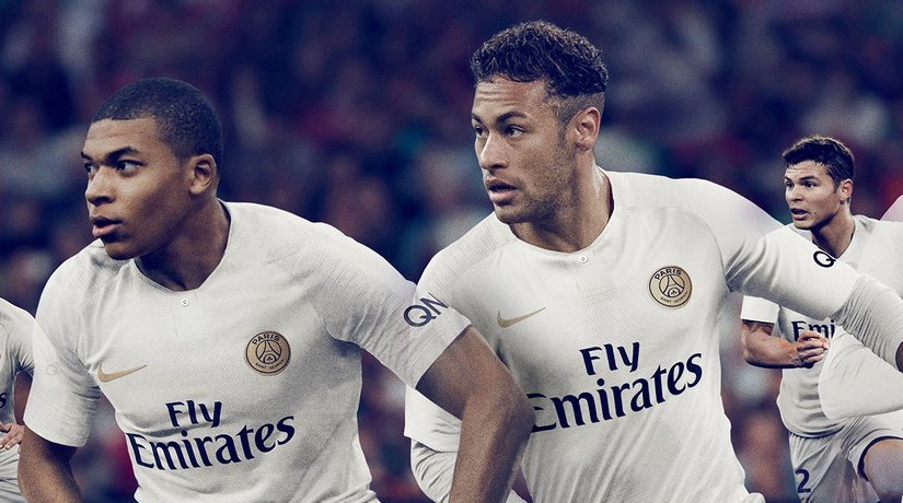 the best attitude 2bafc 456e1 Paris Saint-Germain's new away kit might be the nicest of ...