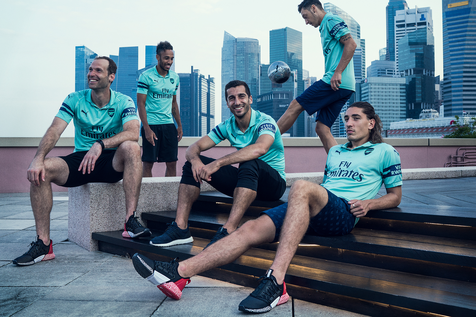 cheap for discount d602d 404d4 Arsenal unveil new third kit, which pays tribute to ...