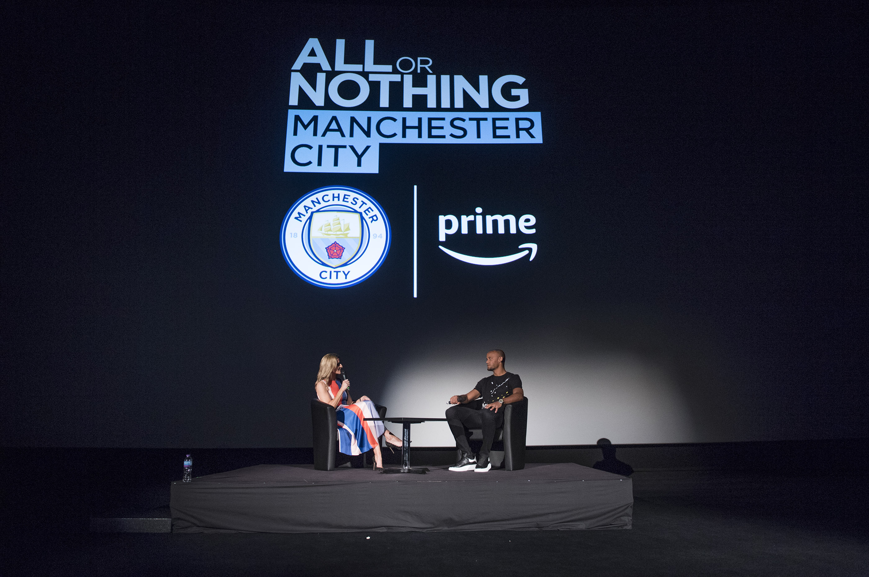 Mourinho slams new Manchester City TV documentary
