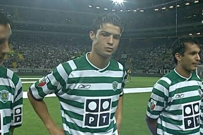 True or false  He became the first ever player to appear for Sporting s  u16s 036a04e59