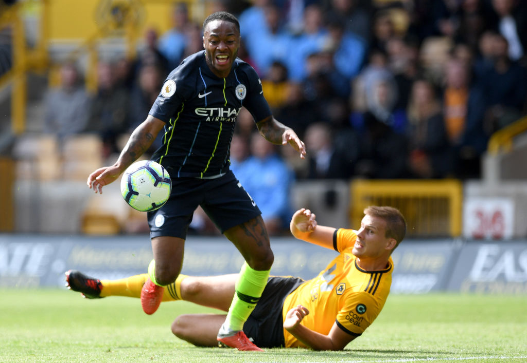 Real Madrid monitoring Raheem Sterling at Manchester City