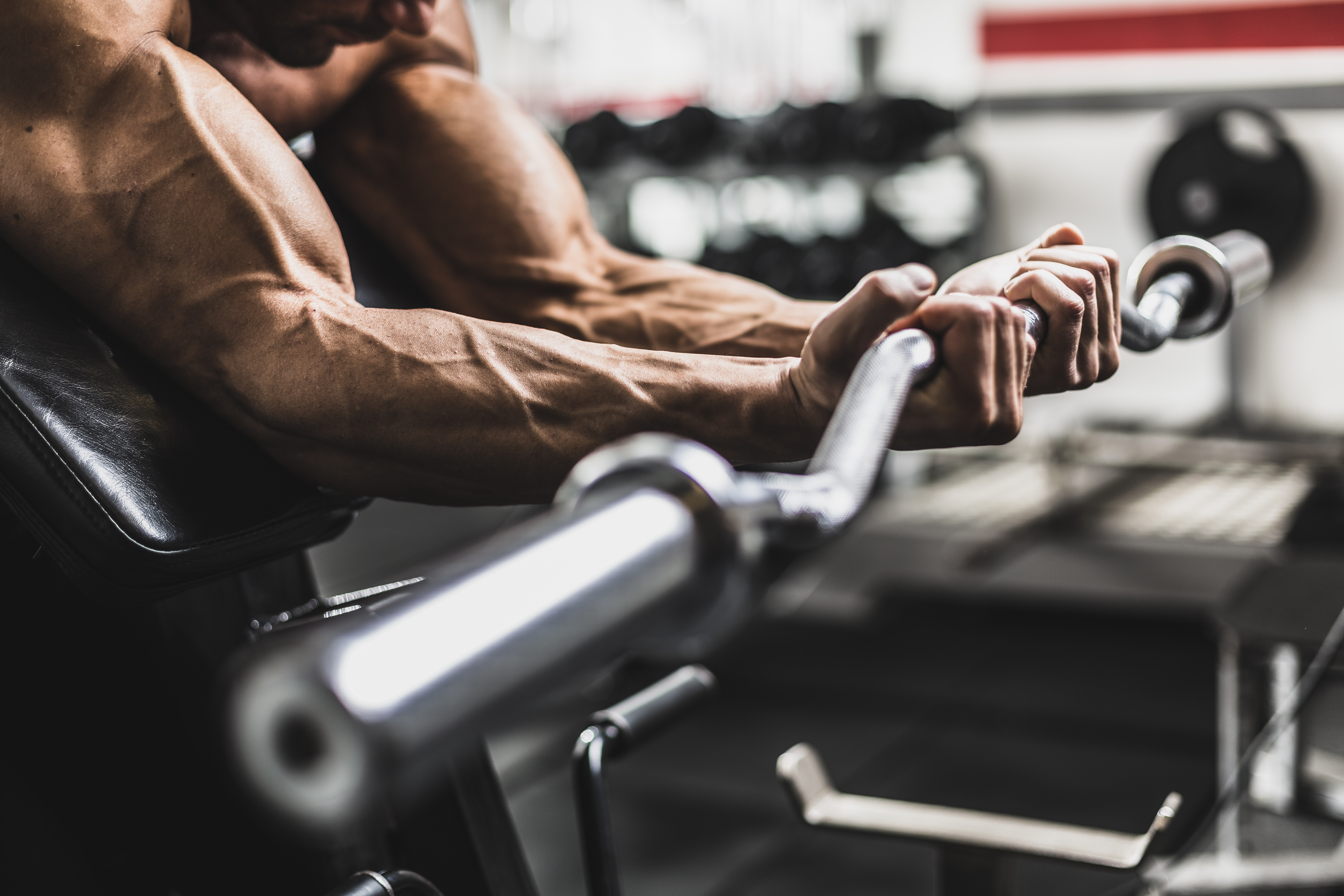 Mass gain: how much muscle can you realistically expect